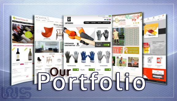 Portfolio websites sample in Bangladesh