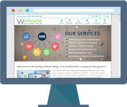 Web design bangladesh