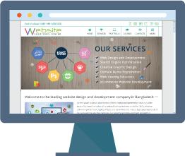 Web design bangladesh