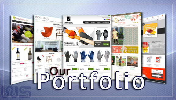 Portfolio websites sample in Bangladesh